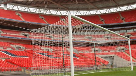 Ipswich Academy are edging ever closer to a dream final at Wembley.