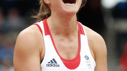 Goldie Sayers' bid for London 2012 glory ended in tears as injury thwarted her - but Steve Backley b
