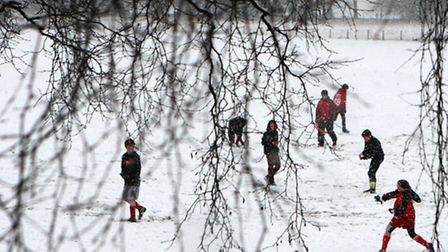 Freezing temperatures have been forecast for Suffolk and Essex Photo credit: David Cheskin/PA wire