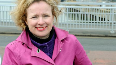 MEP Vicky Ford