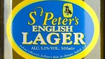 St Peter's English Lager