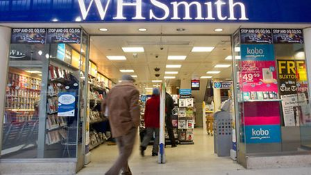 WH Smith to reported a 5% fall in like-for-like sales but said it had protected its margins and prof
