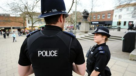 Suffolk police officers have had nearly 4,000 working days off with stress-related illnesses