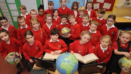 Snape Community Primary School pupils are working on a project to find the oldest former pupil of th