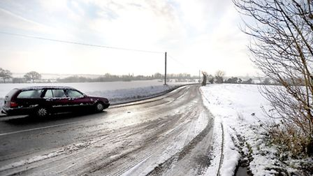 People are urged not to travel unless necessary.