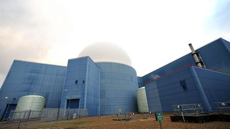 Work has started on a dry fuel store at Sizewell B nuclear power station
