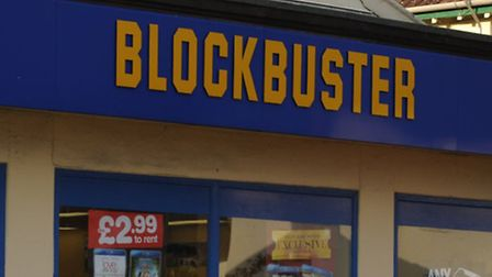 DVD chain Blockbuster has gone into administration