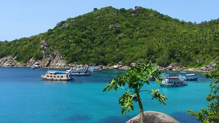 Koh Tao where Tom Armstrong was seen in Thailand before he went missing