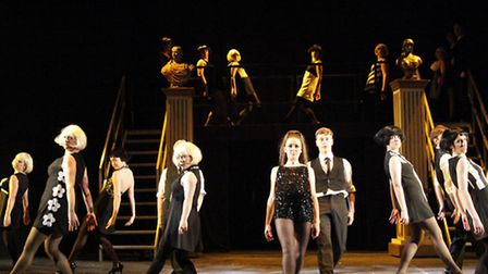 Sweet Charity by Colchester Operatic Society