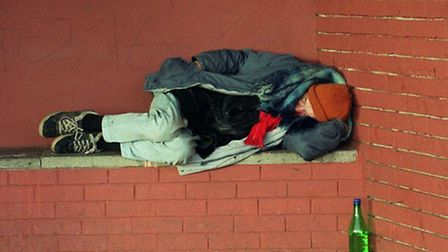 Rough sleepers have been found homes