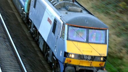 Train crime fell in 2012 but police have warned against becoming complacent.