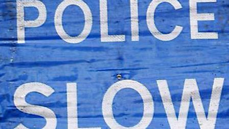 Broken down lorry causes delays on the A12