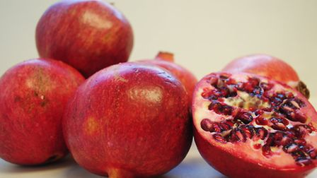 Pomegranates cherished for their beauty, flavour, colour and health benefits.