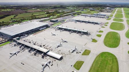 Stansted Airport is being sold to the owner of Manchester Airport for £1.5bn, it has been announced.