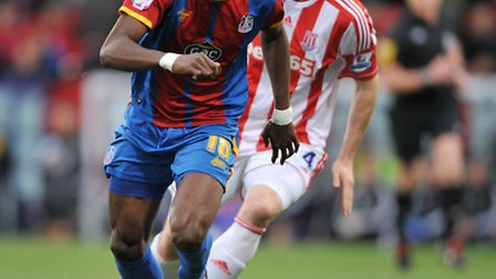 Wilfried Zaha is reportedly set to sign for Manchester United
