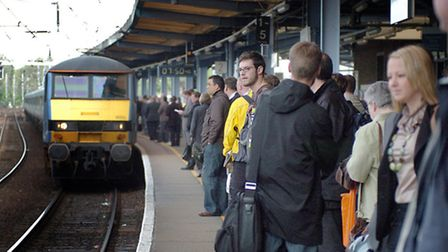 Commuters have been warned of more delays due to bad weather.