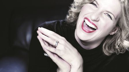 Clare Teal who performed at last year's festival