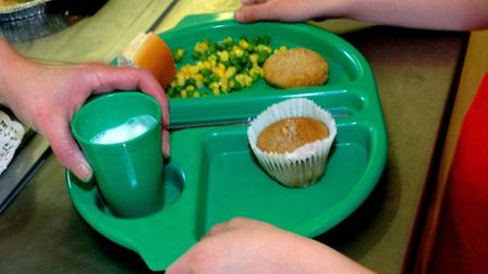 Hundreds of children are missing out on free school meals