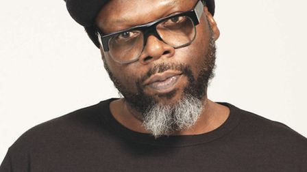 Jazzie B of Soul II Soul, coming to Ipswich later this year