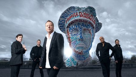 Simple Minds play Newmarket this summer