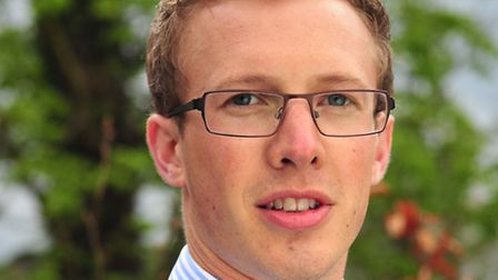 Tom Parry, partner and osteopath at Parry and Gilmour in Melton