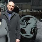 Jane Riley, Dennis Miller and Andrew Clarke, directors of the IFT outside the cinema based at the Ip