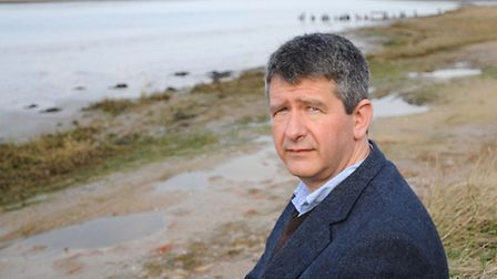 Rob Wise gives his reaction to the Government's announcement on flood defence funding