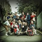 Bellowhead come to the Ipswich Regent on February 17