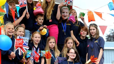 Stowmarket Carnival parade makes its annual procession from Combs through the town centre last year.