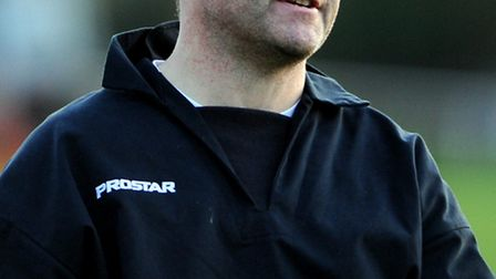 Shane Austin, who has resigned as Stowmarket Town manager