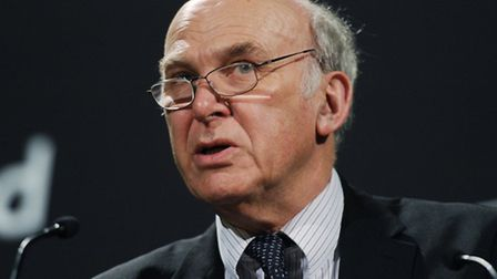 Business Secretary Vince Cable today admitted that the impact of the Funding for Lending Scheme has