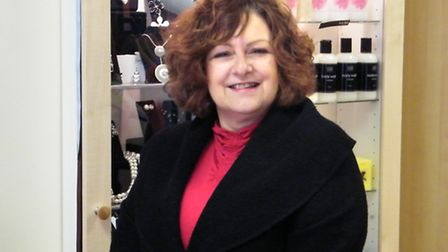 Sharon Brown is closing her shop