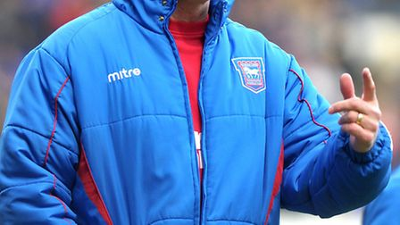 Ipswich Town V Blackpool Npower Championship Ipswich manager Mick McCarthy