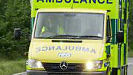 More ambulances are comign to the region to hep meet targets