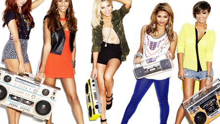 The Saturdays and Lawson play Newmarket in June