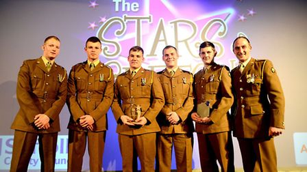 The glittering Stars of Suffolk Awards held at Suffolk New College on Friday night. Special Recogni