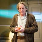 And Then The Dark at the New Wolsey Theatre. A psychological thriller by Michael Lesslie. Paul Ansde