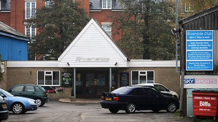 The Riverside Club in Stowmarket