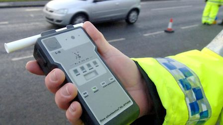 Drink-driver went to get dog food