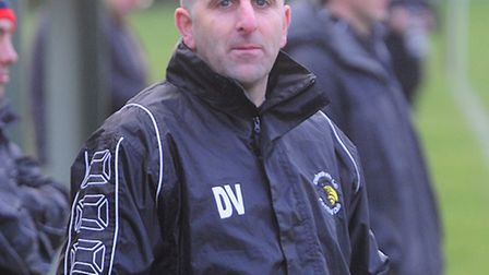 Dale Vince, who has stood down as manager of Debenham LC