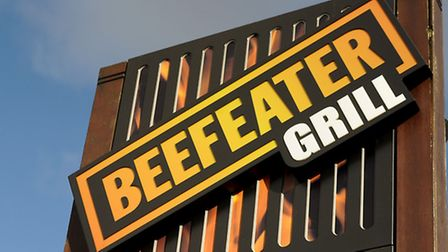 Beefeater owner Whitbread delivered a trading update today