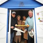 Alan Sarfas and Barbara Grace are angry about rising charges for their beach hut in Felixstowe. They