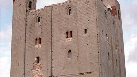 Councilliors are concerned the new substation may interrupt views from Hedingham Castle.