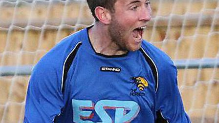 James Heathcote, who is ruled out of the Ipswich Wanderers side to face Crane Sports