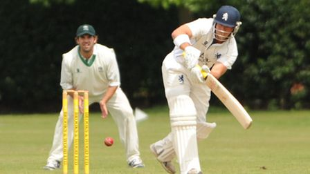 Ben France, pictured batting for Suffolk against Buckinghamshire, has signed for Norfolk