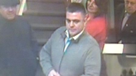 Police are appealing for help in tracing four people who ate at an upmarket restaurant in rural Esse