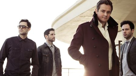 Keane who will be peforming at Newmarket Racecourse in August