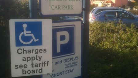 Business leaders have said they would like to see an innovative free car parking scheme investigated