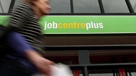 Latest figures show a fall in jobseekers' allowance claimants across the UK