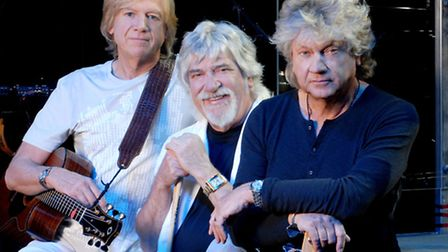 The Moody Blues come to Ipswich in June
